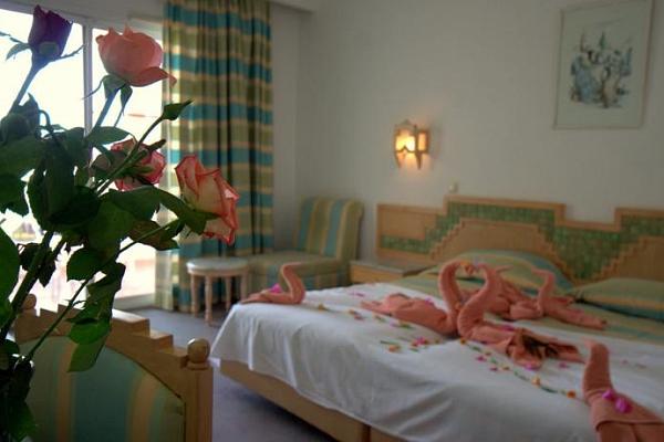 отель холидей бич джерба 4 тунис